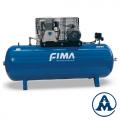 Kompresor Klipni Jumbo C55K-270/5,5 650l/min. 10bar. 5,5KS 400V 157kg Fima