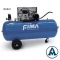 Kompresor Klipni Jumbo C9K-200/3T 200l 300l/min 10bar 3KS 400V 102kg Fima