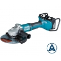 Makita Aku Kutna Brusilica DGA900ZK Li-ion BB 18+18V 230mm