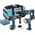 Makita Set Alata DLX3008 18V
