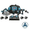Makita Set Alata Aku 18V DLX4043PM