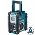 Makita Aku Radio DMR108 Bluetooth 7,2-18V