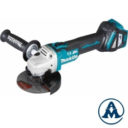 Makita Aku Kutna Brusilica DGA513Z Li-ion BB 18V 125mm Regulacija Okretaja