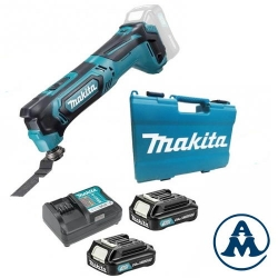 Makita Aku Multimaster TM30DWYE Li-ion 2x10,8V 1,5Ah