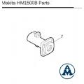 Prihvat alata Makita HM1500B 322573-6
