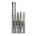 Set svrdala SDS-plus 5,6,8x110mm  6,8x160mm 5/1 Makita