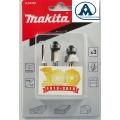 Makita Set glodala 6mm D-53338 tri komada