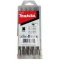 Set svrdala SDS-plus 5,6,7,8,10x160mm MAKITA D-20703