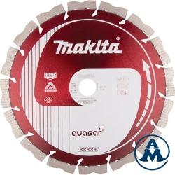 Makita Dijamantna Rezna Ploča 230x22,23x12mm Segment/Suho Quasar 3DDG