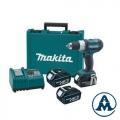Makita Aku Bušilica-Odvijač s 3 Baterije DDF453RFE3