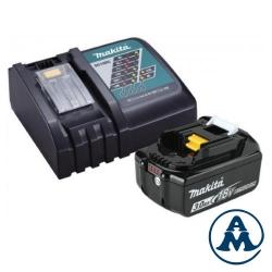 Makita Punjač Brzi i Baterija Li-ion 18V 3,0Ah