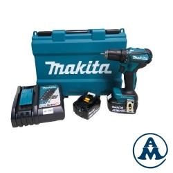 Makita Bušilica-odvijač DDF483RFE 2x18V 3,0Ah Li-ion