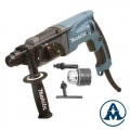 Makita Bušaći Čekić HR2470 + Glava Stezna + Adapter 1/2'' SET