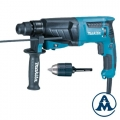 Makita Bušaći Čekić HR2630X7 800W 2,4J SDS-Plus 3,0kg + Adapter + Glava