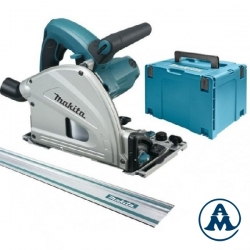 Makita Uranjajuća Pila SP6000J 1300W 165mm + Vodilica + Kofer