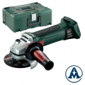 Metabo Aku Kutna Brusilica W 18-LTX 125 Li-ion BB 18V 125mm + Metaloc