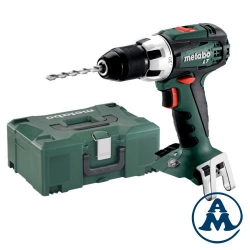 Metabo Aku Bušilica - Odvijač BS 18 LT Li-ion BB 18V 60Nm + Metaloc