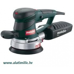 Metabo Ekscentarska Brusilica SXE 450 Duo Turbotec Elektronik 350W 150mm 6,2mm