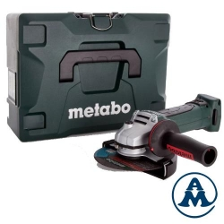 Metabo Aku Kutna Brusilica W 18-LTX 150 Li-ion BB 18V 150mm + Kofer