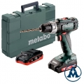 Metabo Aku Bušilica - Odvijač BS 18 L 2x18V 2,0Ah 50Nm 13mm