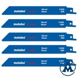 Metabo List Recipro Pile 150mm S922EF Flexibilan Metal 5/1