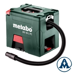 Metabo Aku Usisavač AS 18L PC Li-ion BB 18V