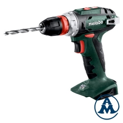 Metabo Aku Bušilica - Odvijač BS 18 Quick Li-ion BB 18V 48Nm + Kofer