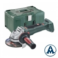 Metabo Kutna Brusilica WB 18 LTX BL 125 Quick Li-ion BB 18V 125mm