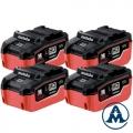 Metabo Baterija 18V LiHD 4x5,5Ah
