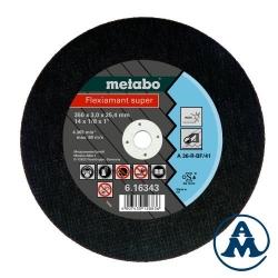Metabo Rezna Ploča 350x3x25,4mm Inox Flexiamant Super