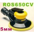 Brusilica Mirka ROS 650CV 150mm, Zračna, Orbit 5 mm