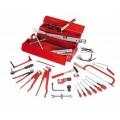 Set alata u čeličnom koferu 50-dijelni Rothenberger