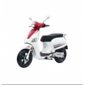 Moped - skuter Longjia Estate LJ50QT-V