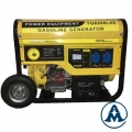 Benzinski Agregat DB5500 5,5kW 74db 79kg Shinever