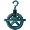 Kolotura - ručno vitlo - dizalica metalna 200kg