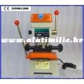 Stroj za narezivanje izradu ključeva bušenjem AMGDR 368C Aku