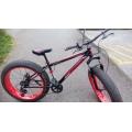 """Bicikl 26"""" Fat Bike za Pijesak i Snijeg"""