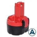 Baterija Ni-Mh 9,6V 2,0Ah O-Pack GD Za Bosch Alate