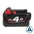 Baterija Li-ion 18V 4,0Ah GD za Milwaukee M18-B4 RED-ION