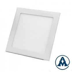 Lampa LED Stropna 18W Ugradbena Kvadratna