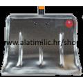 Lopata za snijeg Metalna pocinčana nasađena L1