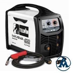 Aparat za Zavarivanje Maxima 200 Telwin Inverter MIG/MAG