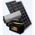 Solarna centrala BIG-mono panel 190 W u setu regulator, pretvarač 220V 2000W