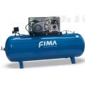 Kompresor Klipni Jumbo C60K-270/7,5 935l/min. 5,5kW 10bar. 7,5KS 400V 176kg Fima