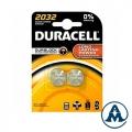 Baterija Duracell DL 2032 3V Lithium BL2