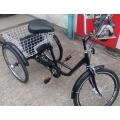 Tricikl Elektro Baterijski Torpedo 350W