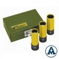 """Set Nasadnih Ključeva 1/2"""" 17-19-21mm sa PVC Zaštitom Proxxon"""