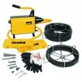 Rems Cobra Električni stroj za Čišćenje Cijevi Set