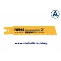 REMS list pile za metal 140 mm