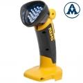 REMS litij-ionska baterijska LED lampa